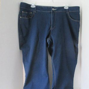 Riders Blue Jeans Ladies 24WP Midrise Boot Cut